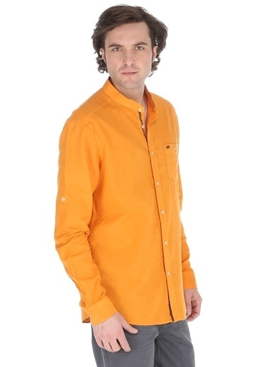 Limon Company Gömlek Oranj